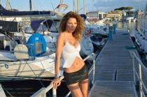Claudia Rossi' shot